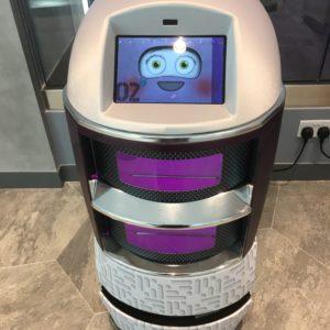 ヨーテルロボット